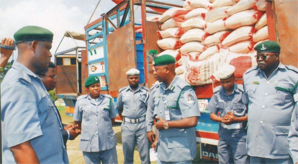 Nigeria customs service