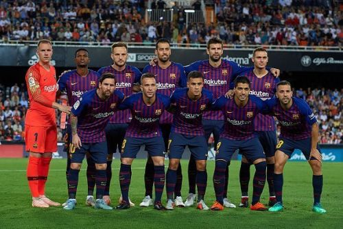 barca first team test negative for covid 19 the cheer news barca first team test negative for